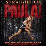STRAIGHT UP PAULA! Poster