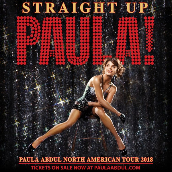 """STRAIGHT UP PAULA!"" Tickets Now On Sale"
