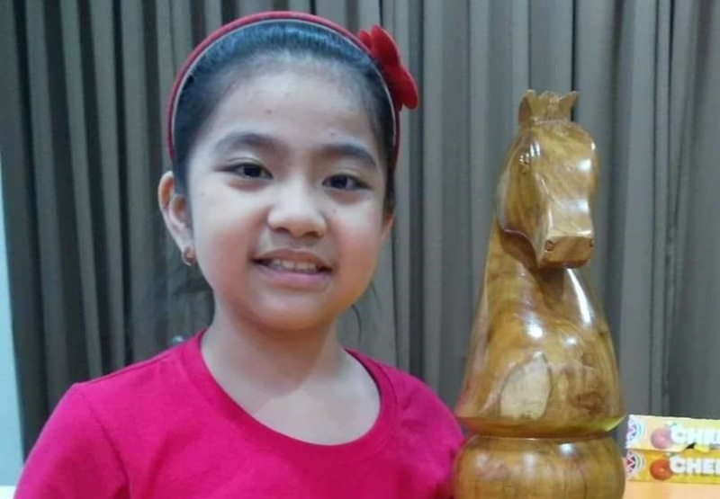 Young Pinay Fide Master off to Malaysia