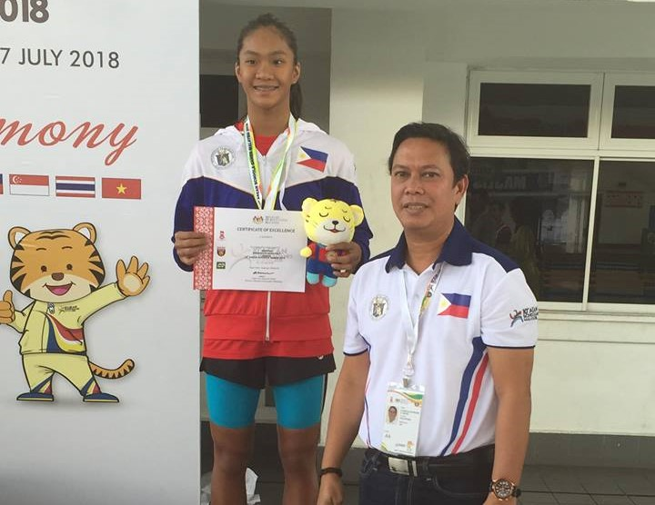 Bacolod City native sets new ASG mark in Javelin