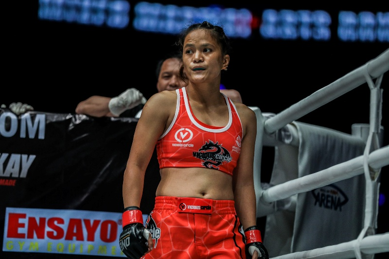 ONE Championship: Team Lakay's Iniong braces for all-important fight
