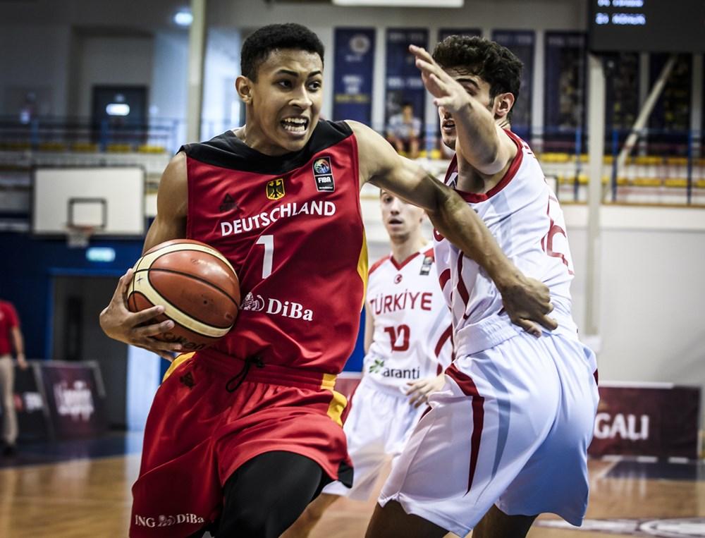 FIBA U18 Europe Live Stream: Germany vs Turkey [WATCH]