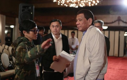 Duterte in 'good health' after routine checkup before SONA