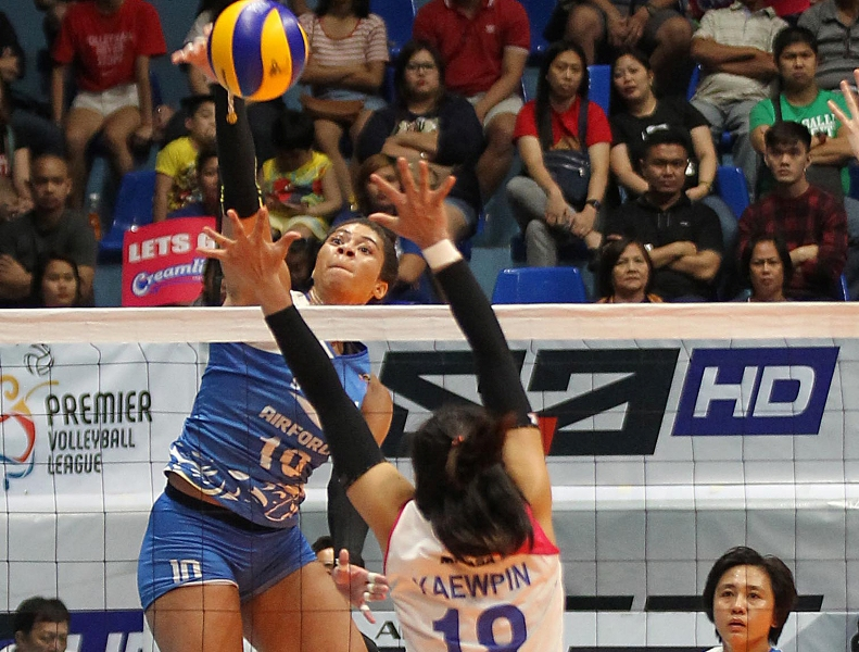 PVL: Lady Warriors close in on third