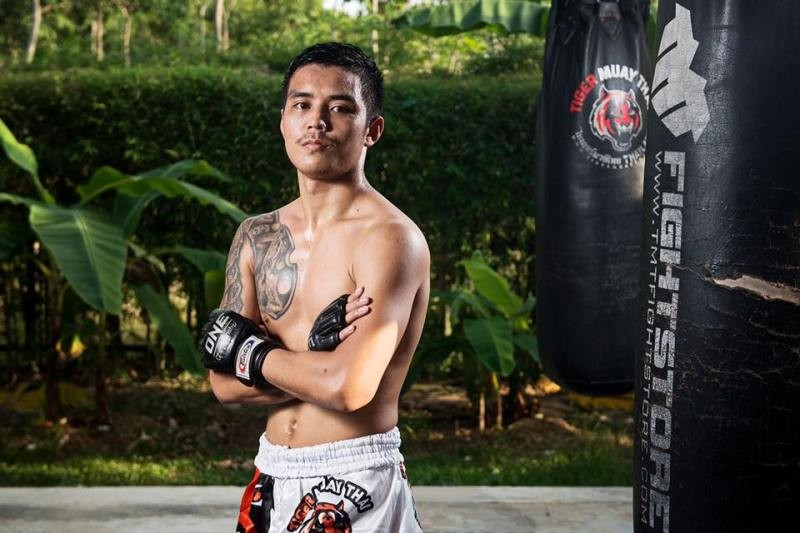 Pongsiri Mitsatit (ONE Championship photo)