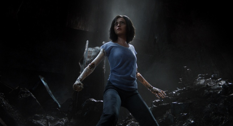 'Alita: Battle Angel' Latest News: Official Trailer Revealed