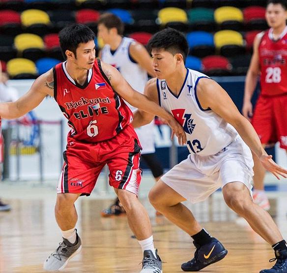 Super 8: NLEX falls to Koreans, Blackwater wins