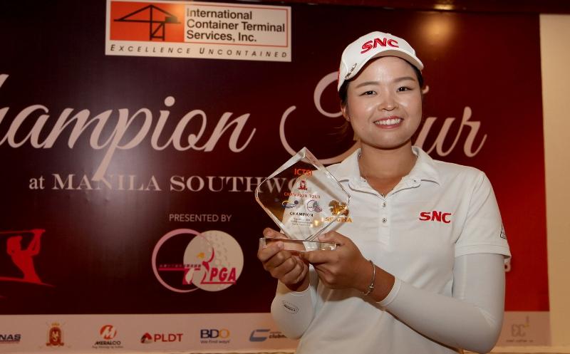 Thai takes crown as final round cancelled