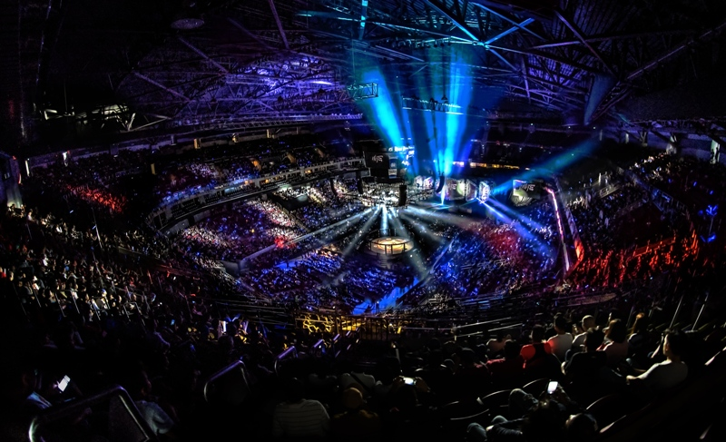 ONE Championship finds success in Asia's greatest cultural treasure