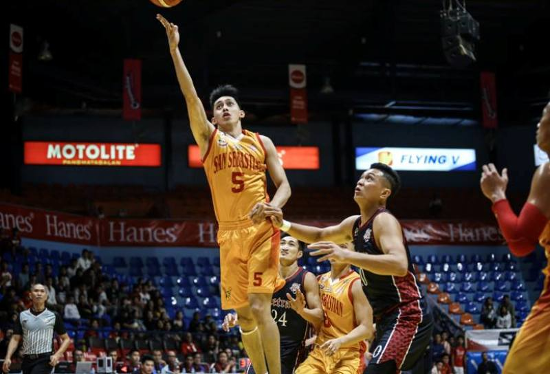 NCAA Season 94: Pirates thwart Blazers
