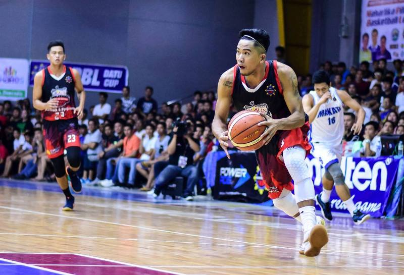 MPBL: Cagers, Bandera book contrasting victories