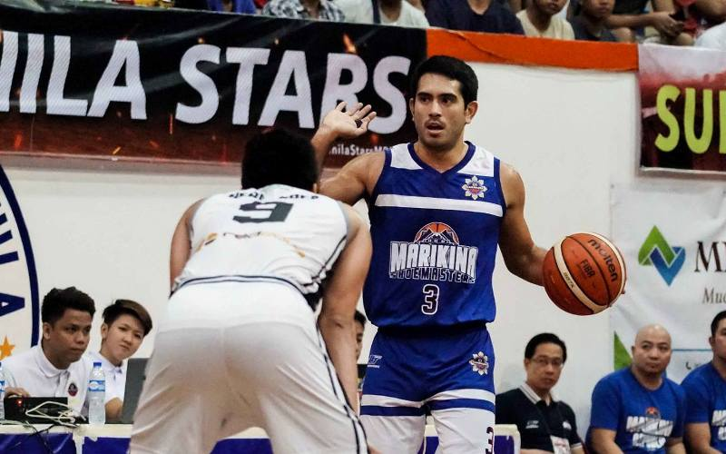 MPBL: Gerald Anderson plays best game for Marikina