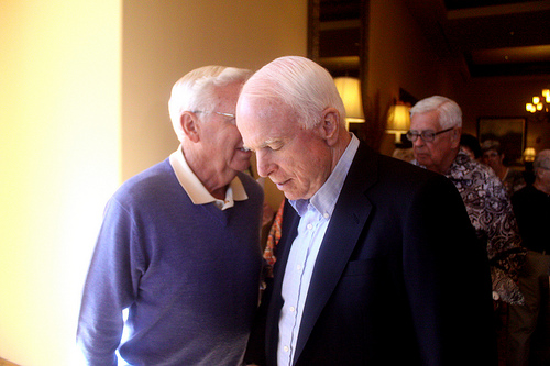 McCain dies at 81 after battle with brain cancer