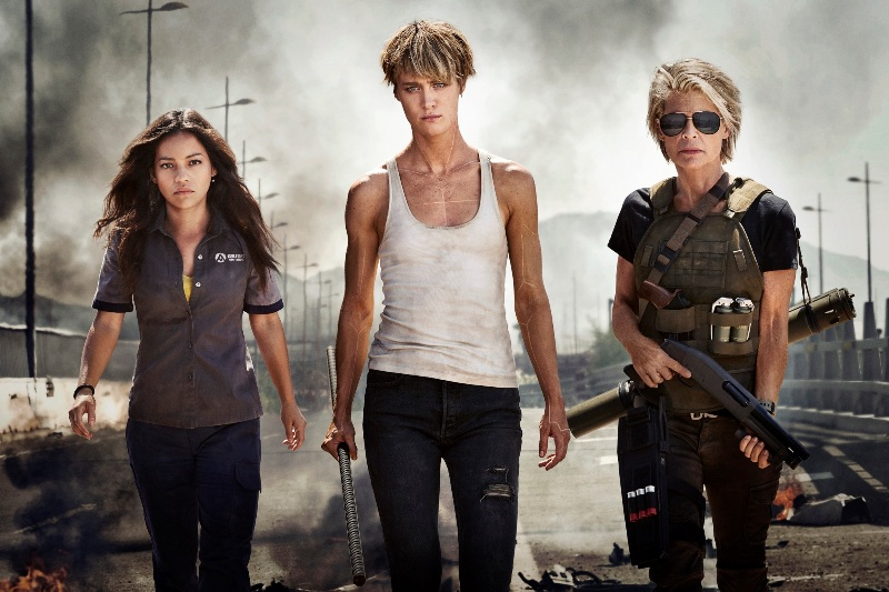 LOOK: New 'Terminator' Official First Photos Revealed