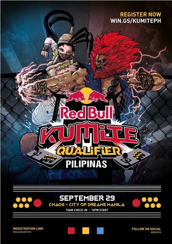 Red Bull Kumite Launches Qualifiers Around the World