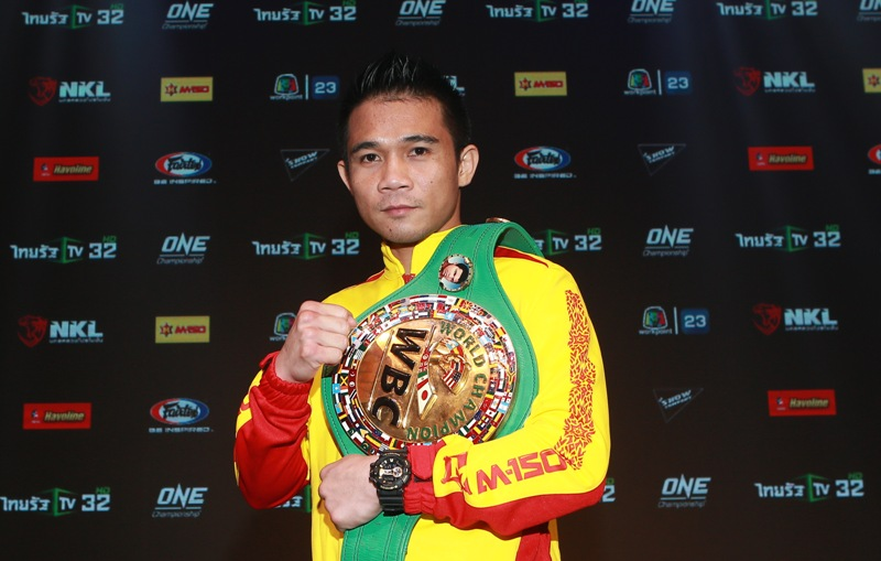 ONE Championship: Srisaket Sor Rungvisai ready to defend title vs Iran Diaz