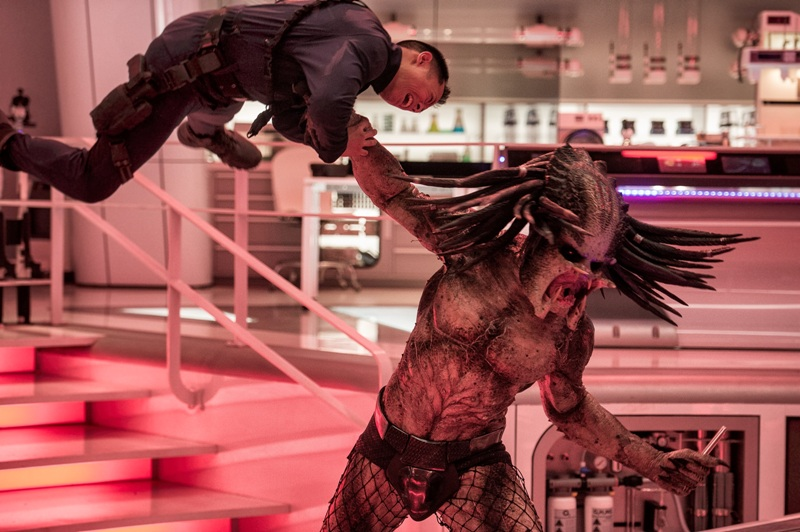 'The Predator' Returns on September 12