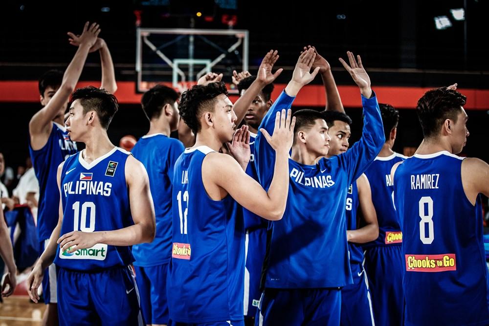 FIBA U18 Asia Live Stream: Batang Gilas PH vs Bahrain [WATCH]