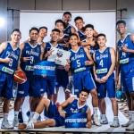 Philippines, Batang Gilas U18 team (FIBA Images)