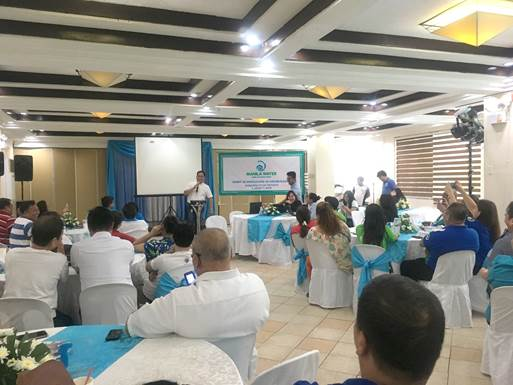 Manila Water engages customers in series of dialogues