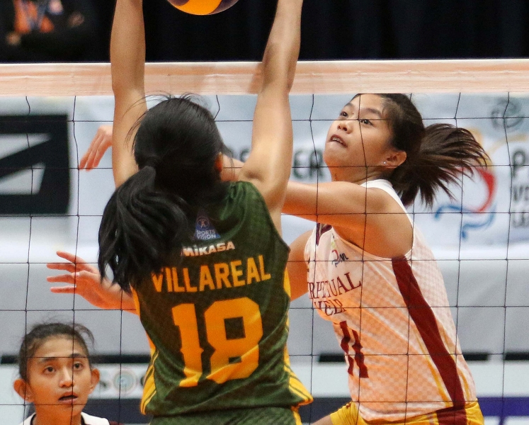 PVL: Lady Falcons, Tams secure semis playoff
