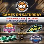 NBL Games Sept 2