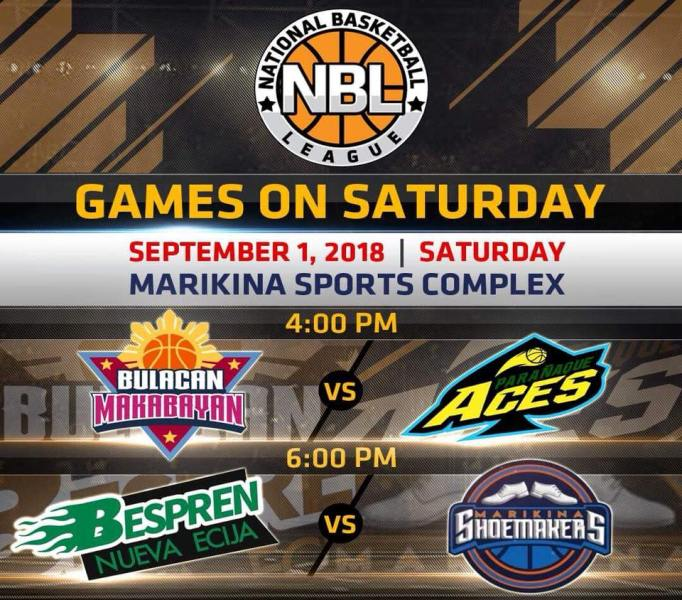 NBL PH Live Stream: Bulacan Makabayan vs. Paranaque Aces [WATCH]