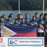 The Philippine Canoe Kayak Dragonboat Federation (Photo courtesy of PSC)