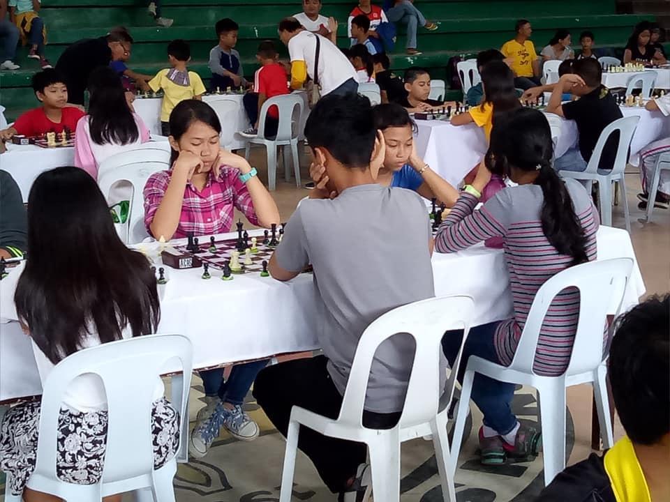 Abalo, Saraos, Salubre rule Barroso Chess Cup