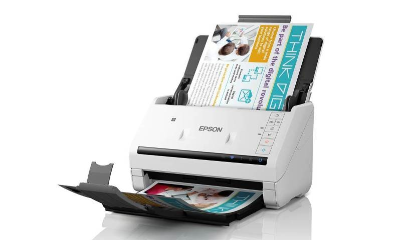 EPSON Sheetfed Scanner