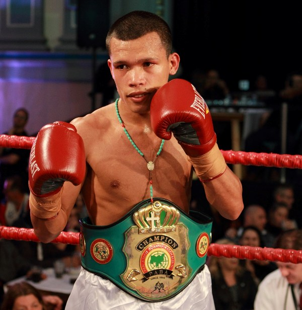 Petalcorin ready for Oct. 29 title fight