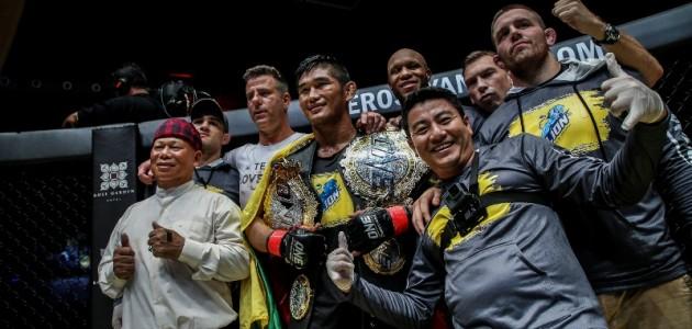 Aung La N Sang (ONE Championship photo)
