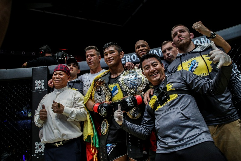 ONE Championship: Aung La N Sang still middleweight champ