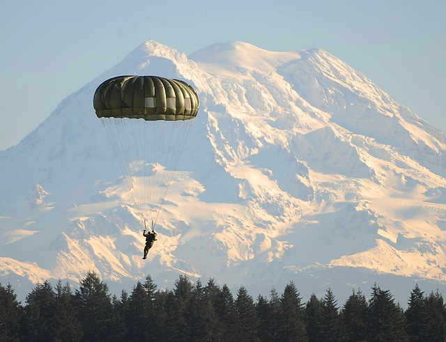 Skydiver killed when parachute fails to deploy