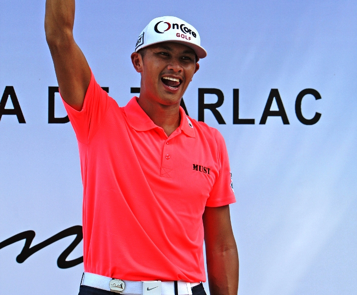 Lam dominates CAT Open