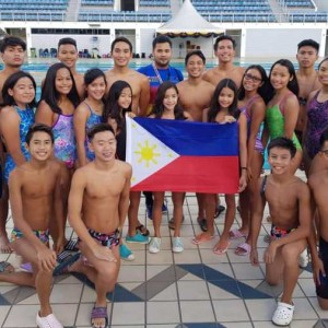 Three young swimmers from Davao struck golds at the start of swimming competitions in the Brunei-Indonesia-Malaysia-Philippines-Northern Territory-East Asian Games at the Hassanal Bolkiah National Sports Complex