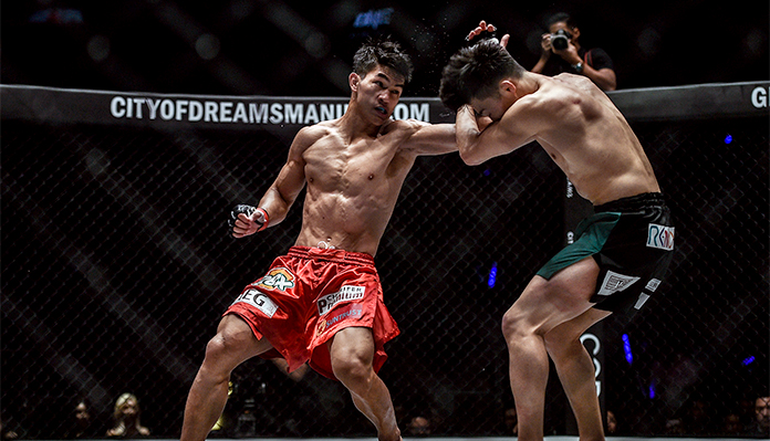 Danny Kingad (ONE Championship photo)