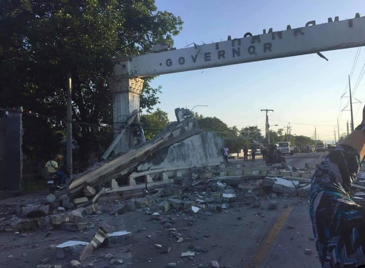 Second quake strikes PH, hunts for survivors on