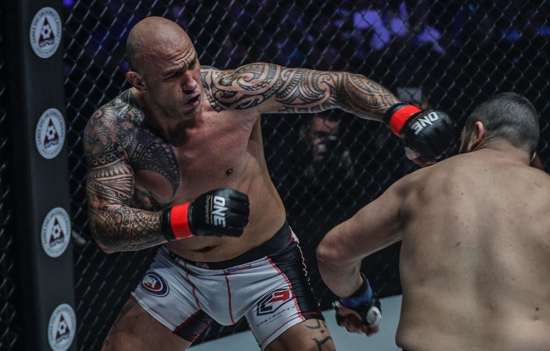 Brandon Vera (ONE Championship photo)