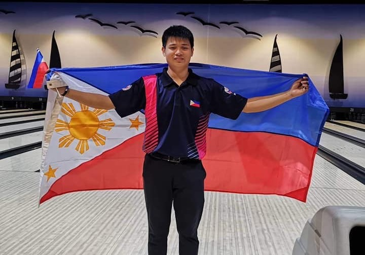 Tan wins gold, ends PH's 7-yr Asian Youth Championship drought