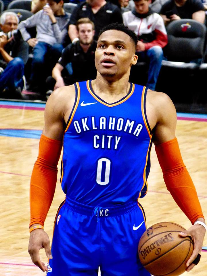 NBA: Blazers-Thunder series turning into a psy war