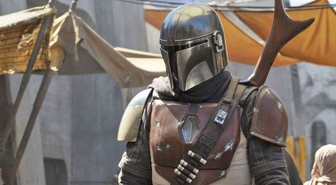'Star Wars' TV Series 'The Mandalorian' Teasers Unveiled [VIDEO]