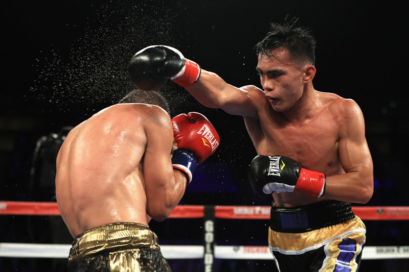 Duno faces Rodriguez for WBO NABO title on May 16