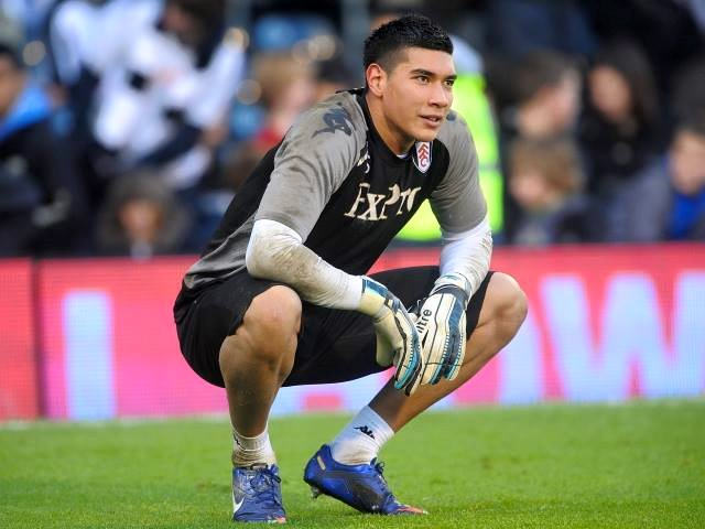 Etheridge wants to continue playing for the Philippine Azkals