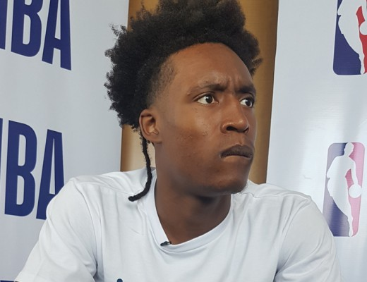 Collin Sexton of the Cleveland Cavaliers (ODN photo)