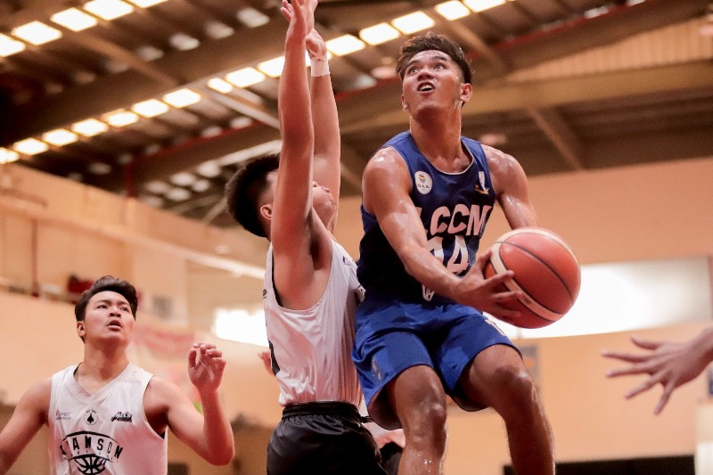 Fr. Martin's Cup: Baby Falcons, Staglets score