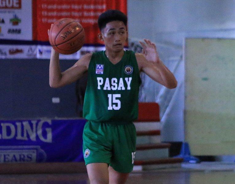 Metro League U17: Sienes shines in Pasay win over Taguig