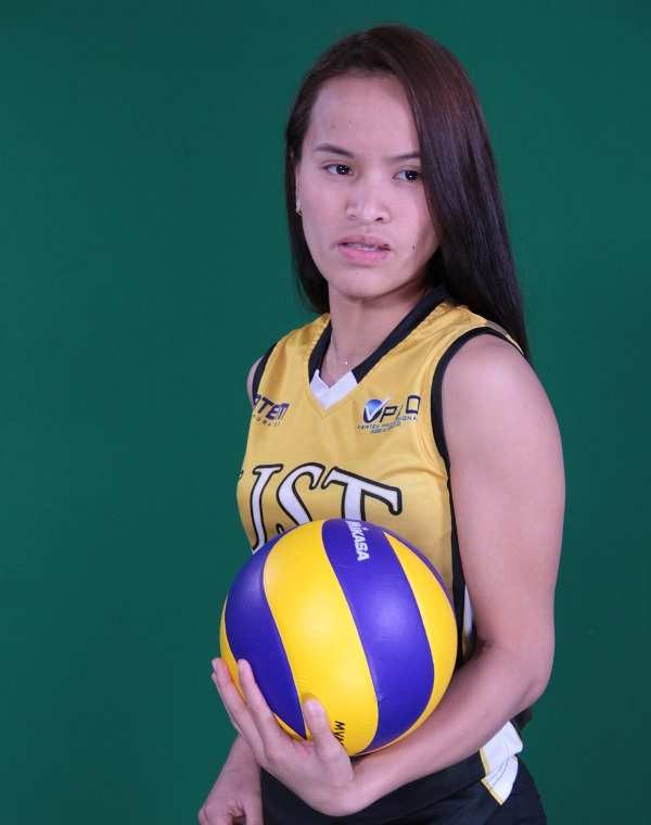 UAAP: Rondina wants to be remembered as player who 'gave it her all'
