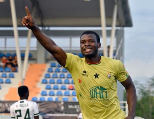 Junior Sam of Ghana F.C. (Philamlife 7S Football media bureau)