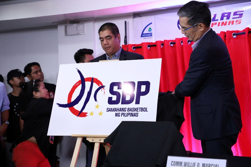 FIBA WC: SBP changes federation, Gilas logo, hopes to elevate PH basketball